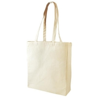 10oz Natural Cotton Shopper