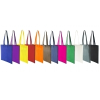 5oz Coloured Cotton Shopper