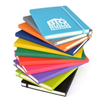 PROMOTIONAL A5 Mole Notebook