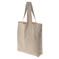CANVAS TOTE BAG NATURAL